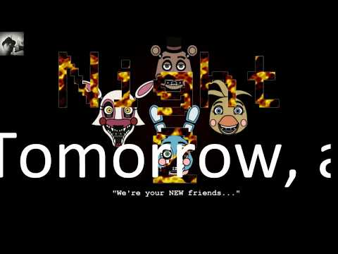 Five nights of FNAF!!! - Prize giveaway - Night three