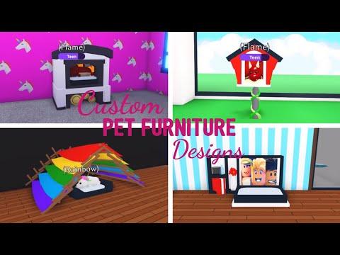 8-custom-pet-furniture-design-ideas-&-building-hacks-(roblox-adopt-me)-part-two-|-its-sugarcoffee