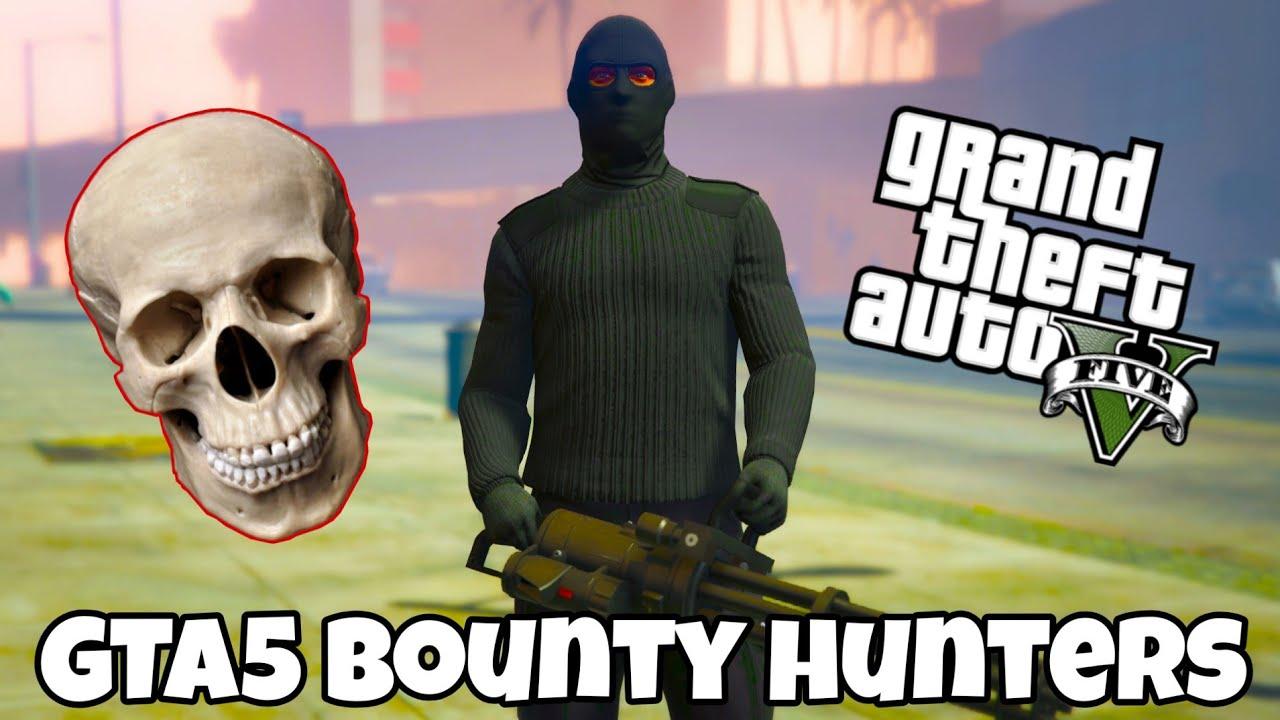 Grand Theft Auto V -  Bounty Hunters