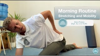 Morning Routine Body Movement Stretching & Mobility With Alon Therapy