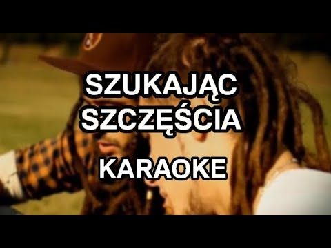 Mesajah & Kamil Bednarek - Szukając szczęścia [karaoke/instrumental] - Polinstrumentalista