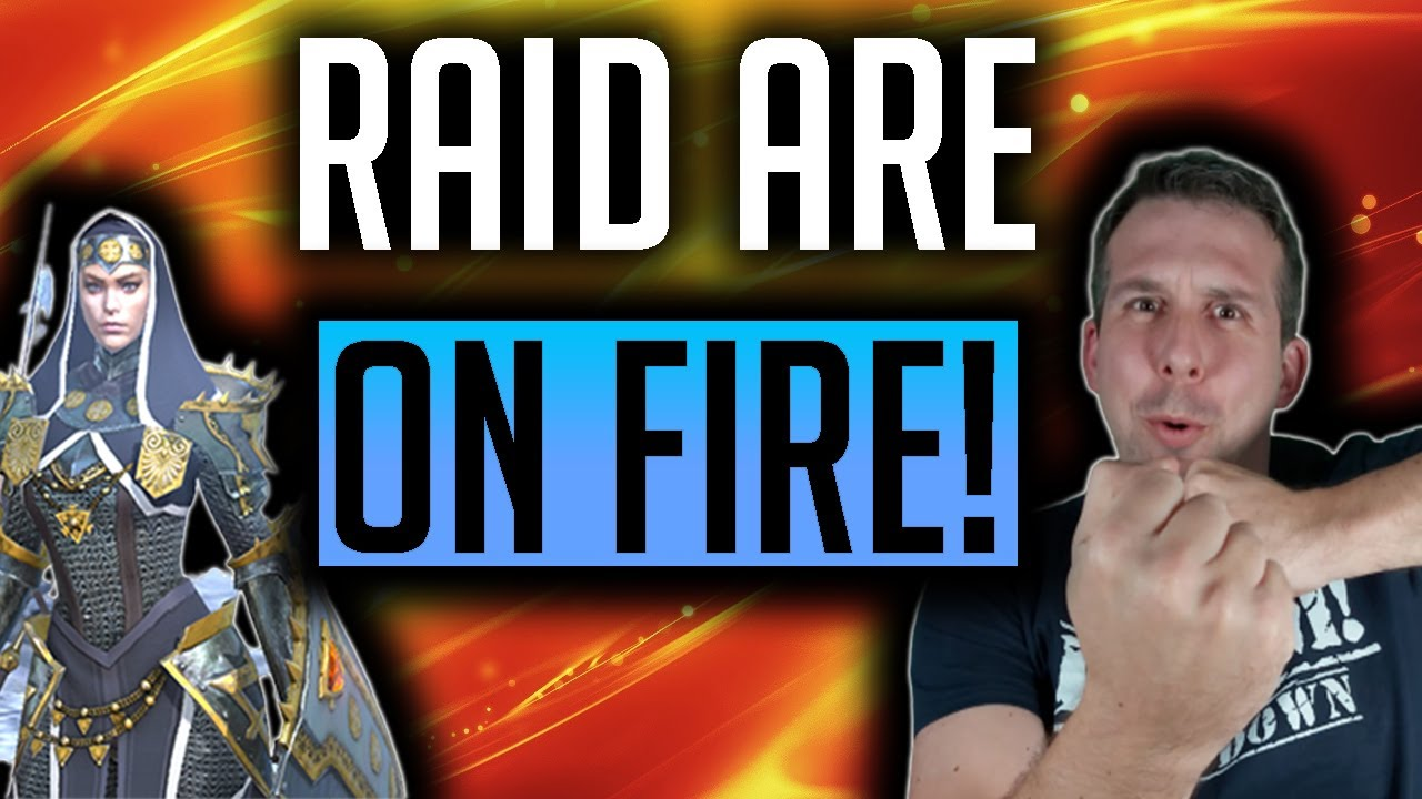 RAID | Arena Fix & x10 Martyr Summons!