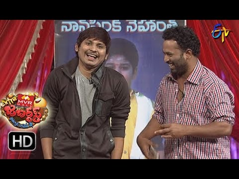 Rocking Rakesh Performance | Extra Jabardasth | 12th January 2018  | ETV Telugu