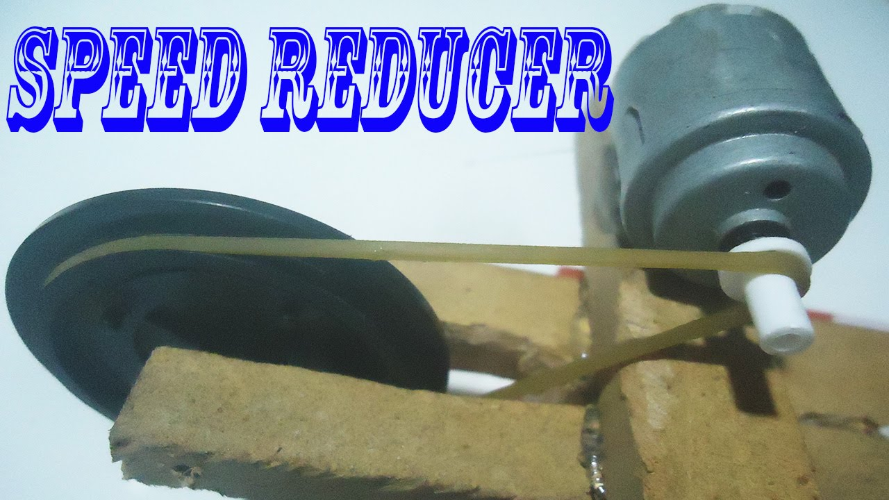 How to speed reducer motor rpm gear speed reducer for How to reduce motor speed