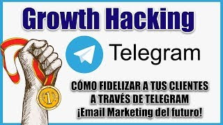 marketing telegram
