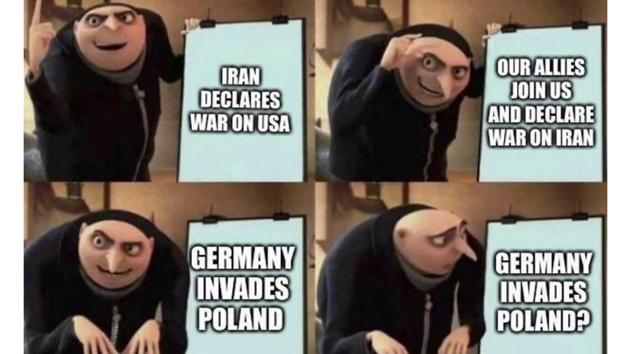 World War 3 Memes Youtube