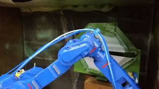 RENXIN painting robot full automatic