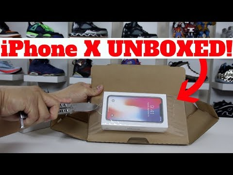 Download Youtube: $1250 iPhone X 256GB UNBOXING!! & INITIAL THOUGHTS