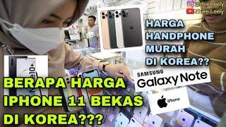 BELI HP BEKAS DI KOREA | BERAPA HARGA IPHONE 11 SECOND DI KOREA ??