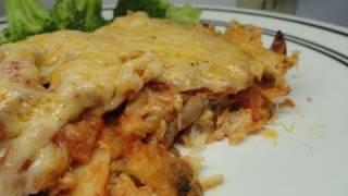 Tortilla Chicken Casserole (semi-fail recipe)