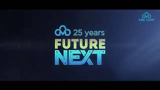 CMC CORPORATION - 25 YEARS  FUTURE NEXT - JAPANESE VERSION