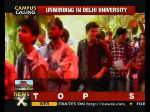 Campus calling: Best hangouts near Delhi University's north campus - NewsX