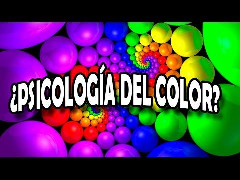 ¿Psicología del color?   Aprende el significado de los colores