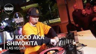 DJ Koco aka Shimokita Funk & Breaks Mix | Boiler Room x Technics x Dommune | Las Vegas