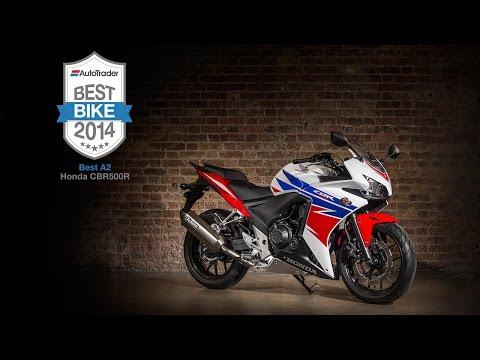 2014 Best A2 Bike: Honda CBR500R - Auto Trader Best Bike Awards