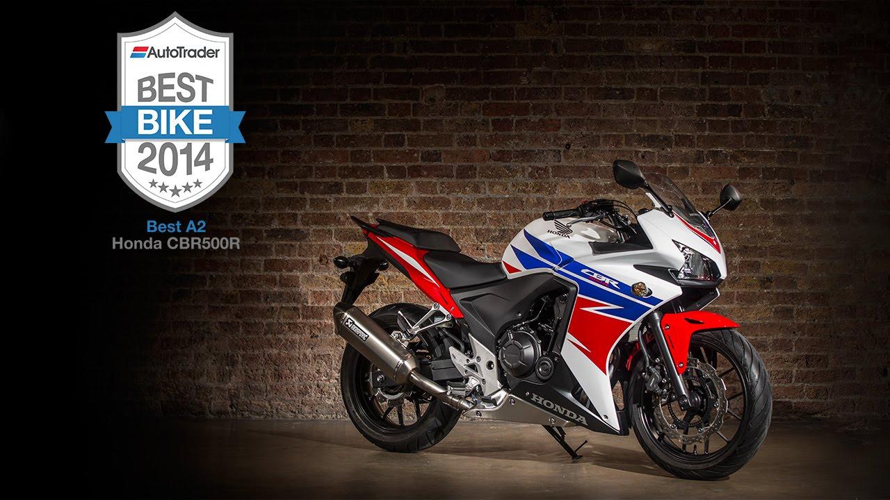 2014 Best A2 Bike: Honda CBR500R - Auto Trader Best Bike Awards ...