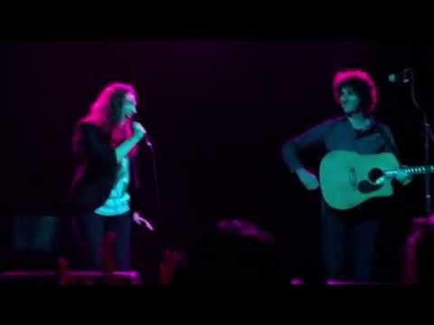 Regina Spektor & Jack Dishel - Party Upstairs (2014-11-19)