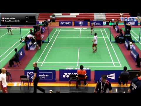 BWF LIMA 2015 EN VIVO - LIVE - TV1
