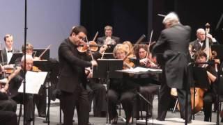 Giora Schmidt | Tchaikovsky Violin Concerto | 3rd mvt.