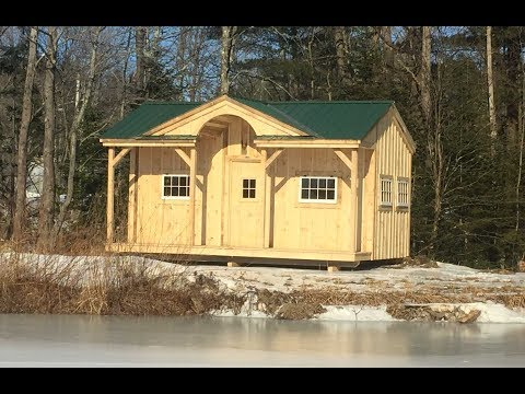 """The 14X20 Gibraltar"" - Multi Functional DIY Tiny House - Build Yourself or FA from YouTube · Duration:  3 minutes 13 seconds"