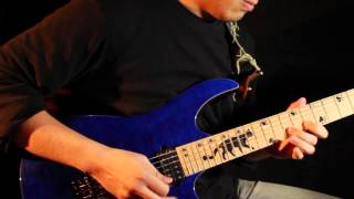 Celebrate - Martin Miller (cover) - Soul/Rock fusion guitar solo (HD 1080p)