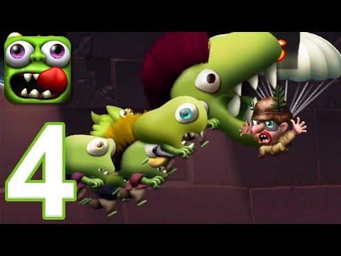 Zombie Tsunami - Gameplay Walkthrough Part 4 (iOS, Android)