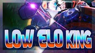SOY EL REY DEL LOW ELO!   Sion Top s9   league of legends   Exelion