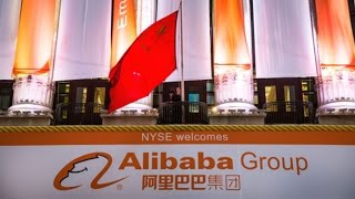 Alibaba's Lockup Ends: Billions in Stock Open to Trade