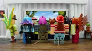 Todos os novos Roblox Toy Celebrity Collection... brevemente!