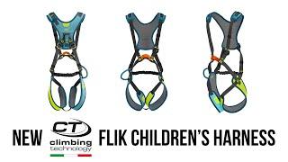 Climbing Technology - Flik Children's Harness