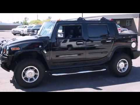 2007 HUMMER H2 SUT Adventure 4X4 in Phoenix, AZ 85016