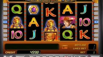 Book of Ra Classic Slot Review