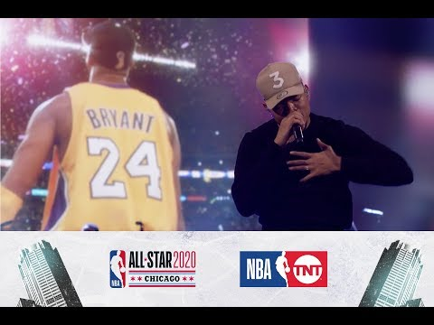 Chance the Rapper Pays Tribute to Kobe and Gianna Bryant During ASG | All-Star 2020