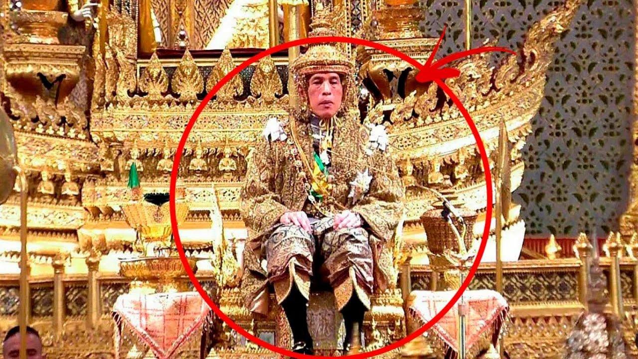 Rama X - ¡El Rey Más Rico Del Mundo!
