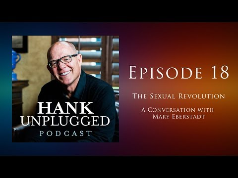 Mary Eberstadt on Secularism and the Sexual Revolution