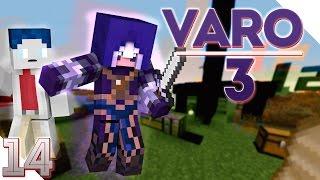 Ein glücklicher Zufall? - Minecraft VARO 3 Ep. 14 | VeniCraft | #ZickZack