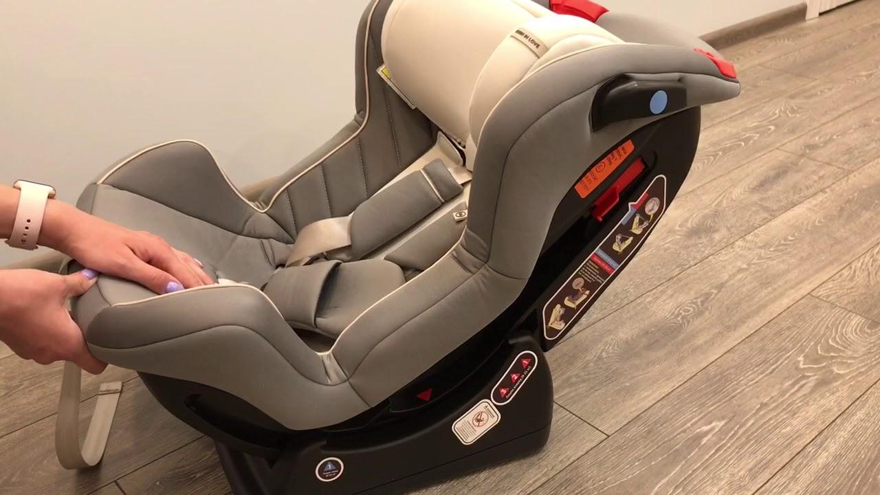 Держите ваши детские сиденья в чистоте.
