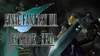 "Final Fantasy 7 - Walklthrough Episode 22 ""Aerith + Sephiroth = Mouchoir"" By PJV666"