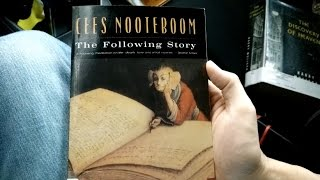 cees nooteboom the following story book review