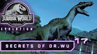 Jurassic World Evolution Deutsch DLC Dr Wu Spinoraptor & Indoraptor Deutsch German #17