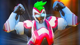 HIGHEST RANK I'VE EVER BEEN | Overwatch thumbnail