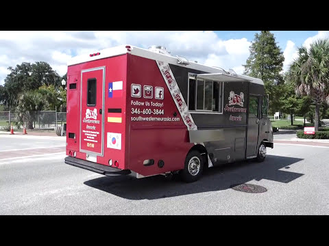 Southwest Eurasia Food Truck Built By Prestige Food Trucks