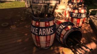 BioShock Infinite Trailer - BioShock Infinite Gameplay Trailer