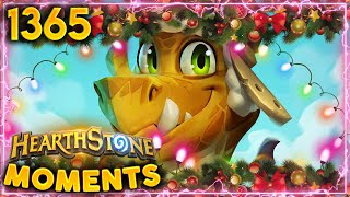 The MOST UNUSUAL Interaction Of This Expansion! | Hearthstone Daily Moments Ep.1365