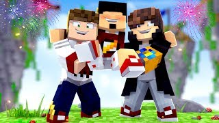 Minecraft: UMA VITORIA FELIZ - BED WARS ‹ AMENIC ›