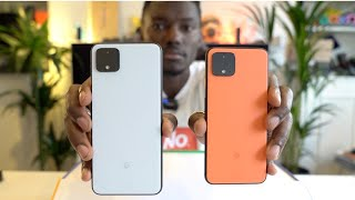 Google Pixel 4 and 4XL Unboxing First Look: Best Camera?