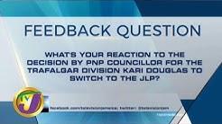TVJ News: Feedback Question - February 11 2020