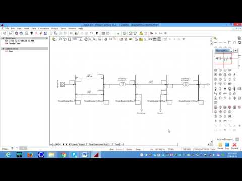 Time Overcurrent Protection Setting Of Power Systems On DigSilent PowerFactory Simulation Tool