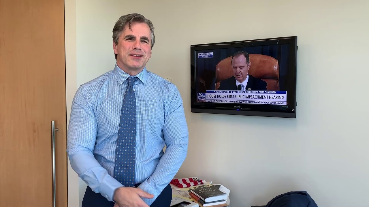 Judicial Watch Tom Fitton on Coup Attempt against President Trump: 'Adam Schiff's Job Will