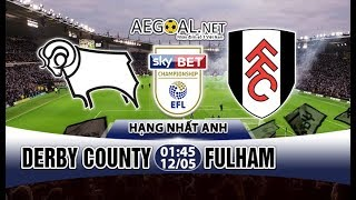 Video Gol Pertandingan Derby County vs Fulham